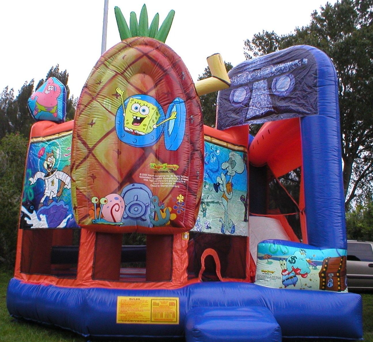 Vero Beach Bounce House Rentals Fort Pierce Inflatable Okeechobee