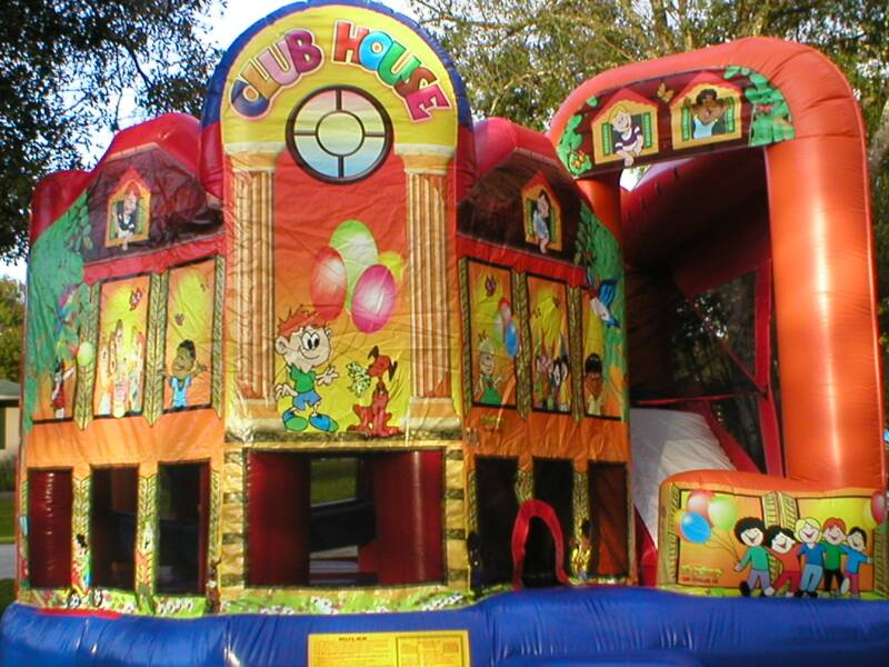 vero beach bounce house rentals fort pierce inflatable